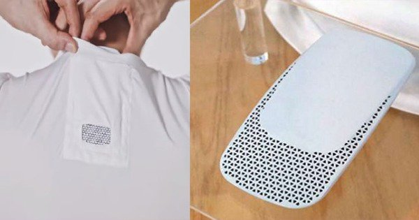 Sony Just Launched A Mini Air Conditioner That You Can Wear Under Your Shirt
