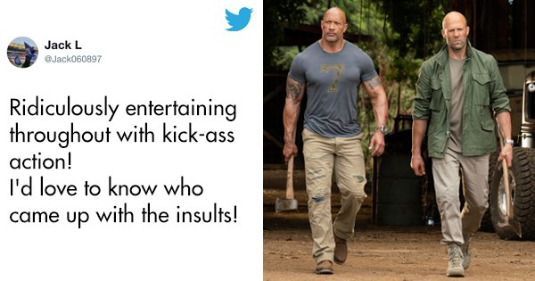 18 Tweets You Should Read Before Booking Tickets For 'Fast & Furious Presents: Hobbs & Shaw'