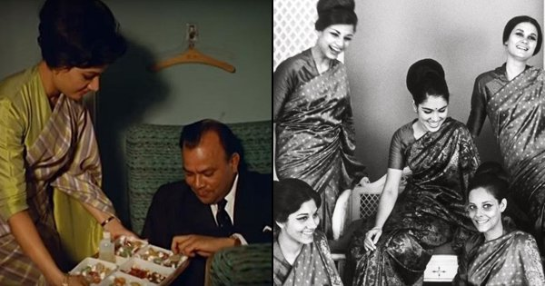 These Pictures Of Indian Air Hostesses From The 60s And 70s Are The Ultimate Travel Throwback