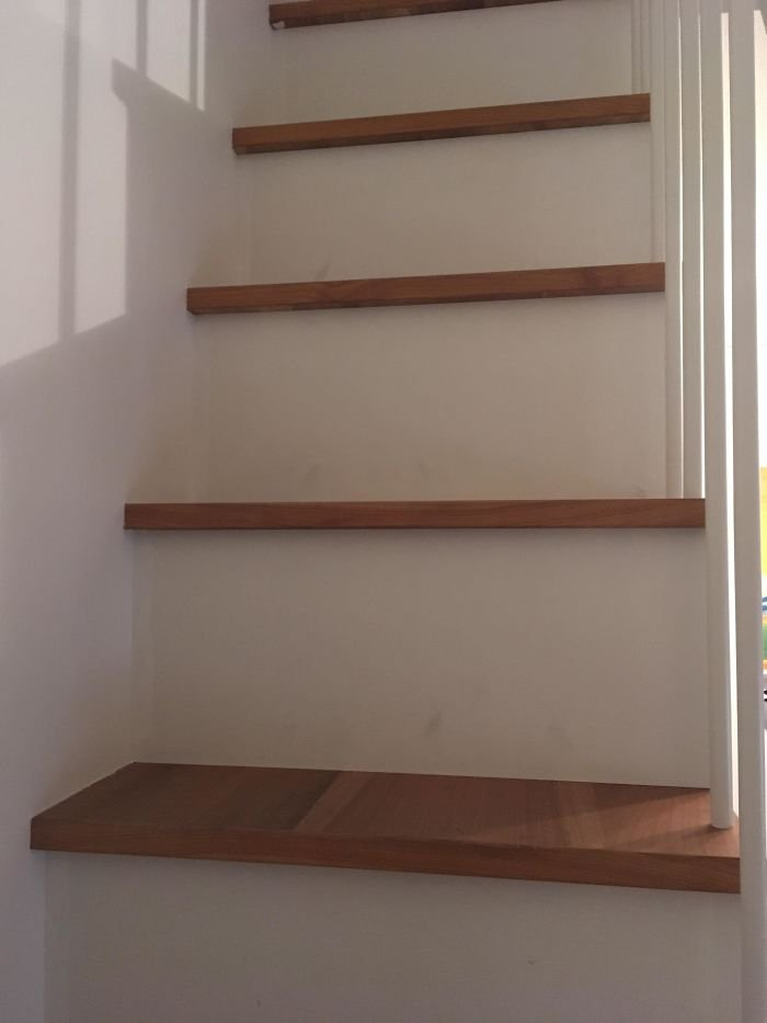 These Stairs Are 1ft/30cm High