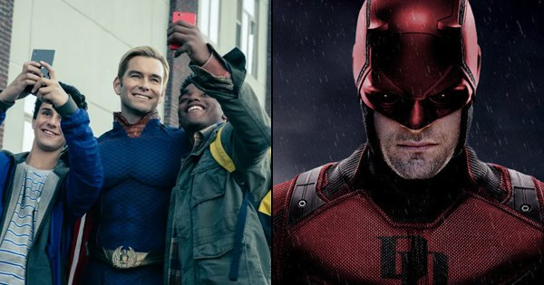 'The Boys' Is Now IMDB's Highest Rated Superhero Show, Ahead Of 'Daredevil' & 'The Punisher'