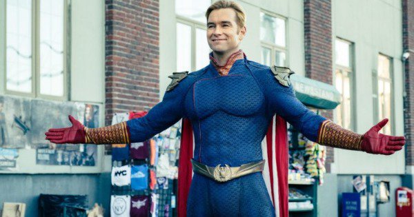 Move Over, Thanos. The Boys' Homelander Is Here To Dethrone You As The Best Comic Villain Ever