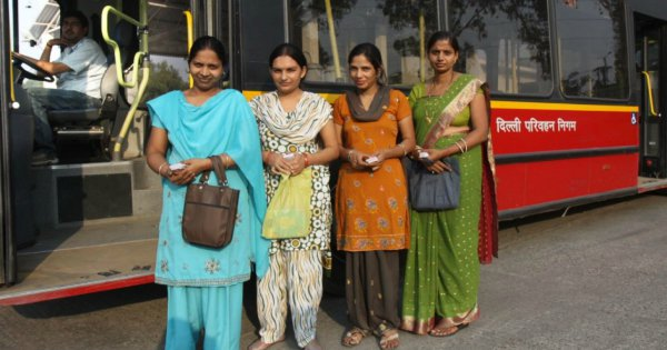 On Raksha Bandhan CM Kejriwal Announces Free Rides For Women In DTC, Cluster Buses From Oct 29