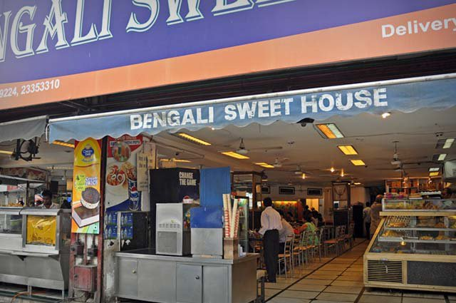 Best Restaurants In Delhi.