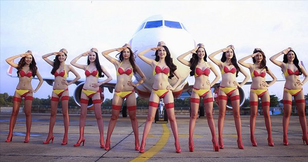 'Bikini Airlines' Makes Its India Debut With Flight Tickets As Cheap As ₹9
