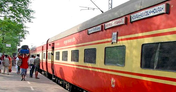 Delhi To Mumbai Will Now Take Only 10 Hours As Railways Will Upgrade The Rajdhani Express