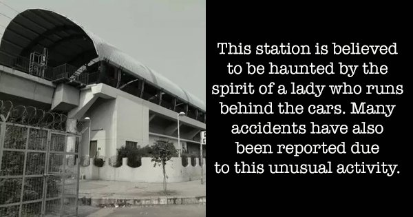 10 Haunted Stations In India That'll Make You Think Twice Before Catching That Train