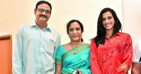How PV Sindhu's Father Gave His All To Help Her Achieve The Dream Of Becoming A World Champion