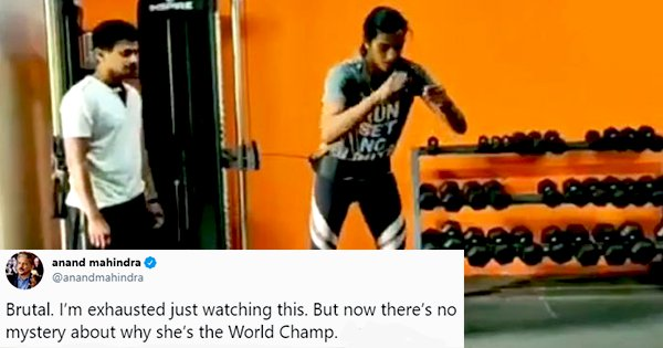 PV Sindhu's Insane Work Out Video Shows Just What It Takes To Be A Champion