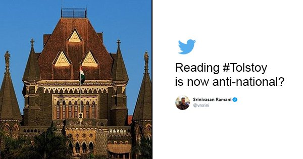 Bombay HC Judge Asks Why Activist Keeps Tolstoy's 'War And Peace' When It's About 'Another Country'