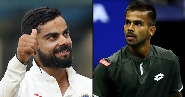 'Don't Know What I Would Have Done Without Virat': Sumit Nagal Thanks Kohli For Financial Support