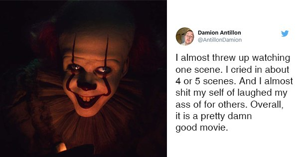 17 Tweets To Read Before Booking Your Tickets For 'It: Chapter Two'