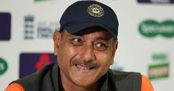 Ravi Shastri Is Reportedly Being Paid Rs 10 Crore Per Year After Being Retained As India's Coach