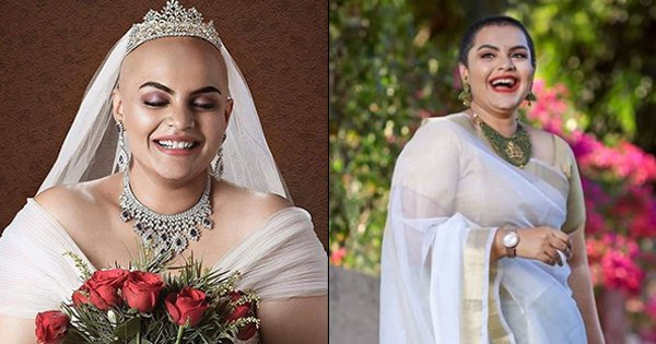 Meet Akhshaya, The Model Who Donated Her Hair To Cancer Patients & Is Helping Defy Beauty Standards