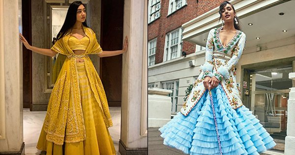 Can My Friends Please Get Married So I Can Wear These Glam Outfits To Their Shaadi?