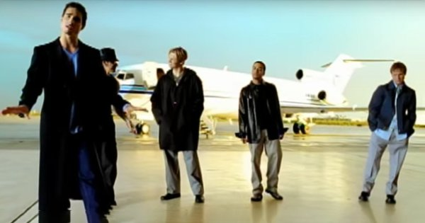 20 Years On & I Still Can't Stop Fangirling Over Backstreet Boys' Classic 'I Want It That Way'