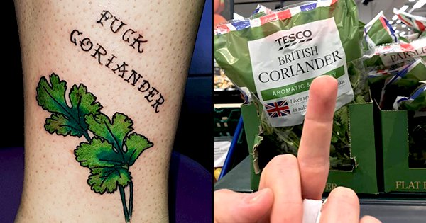 While You Ask for 'Free Dhaniya', There's an FB Page Called 'I Hate Coriander' with 2 Lakh Members