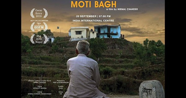 'Moti Bagh' Documentary About A Farmer From A Village In Uttarakhand Becomes India's Oscar Entry