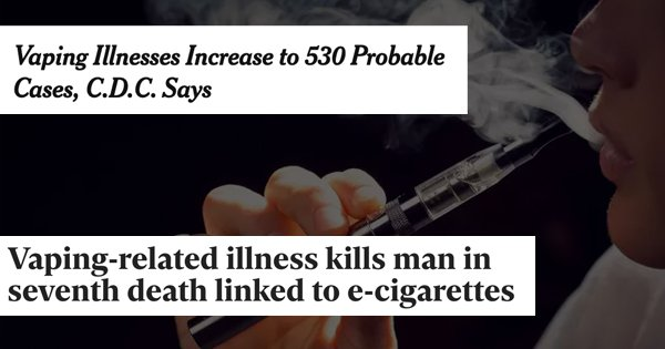 Everything To Know About The E-Cigarette Ban & Why The Indian Govt. May Have Enforced It