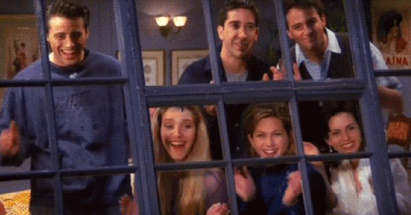 The One With The 55 Glorious Moments From F.R.I.E.N.D.S, Our Favouritest Show Ever