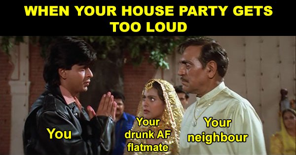 15 Memes That Will Hit A 'Home' Run For Every House Party Lover
