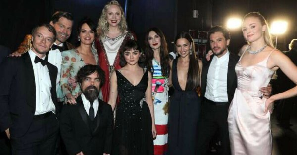 Game Of Thrones Wins 12 Emmys, Ties Own Record Of Most Emmys Won By Series In A Single Season