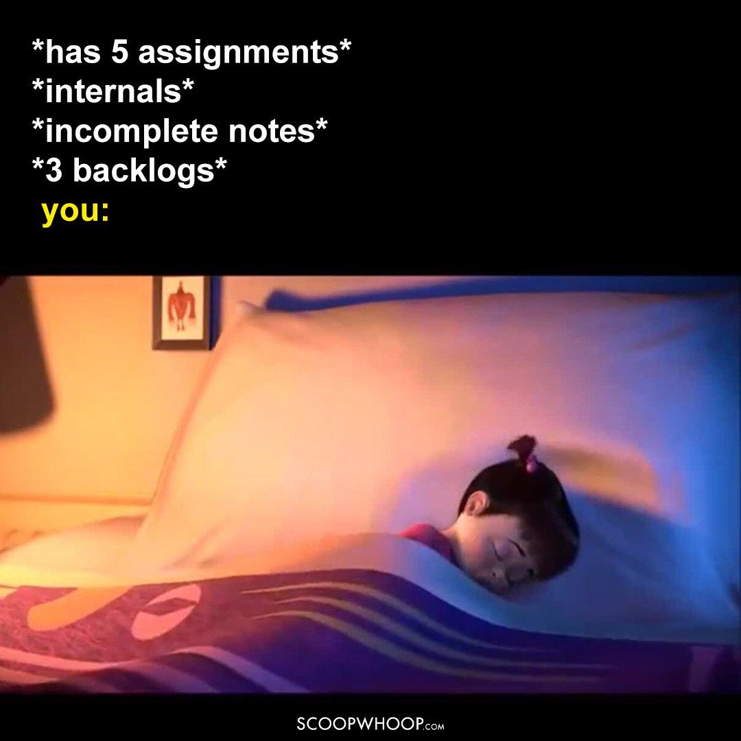 Sleeping life