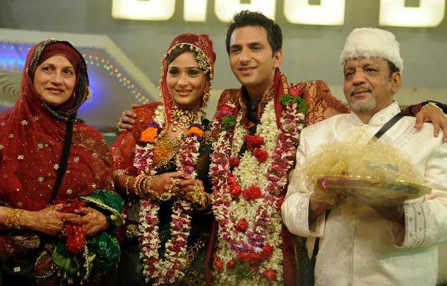 sara khan married ali merchant bigg boss