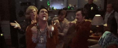 Party guy gif