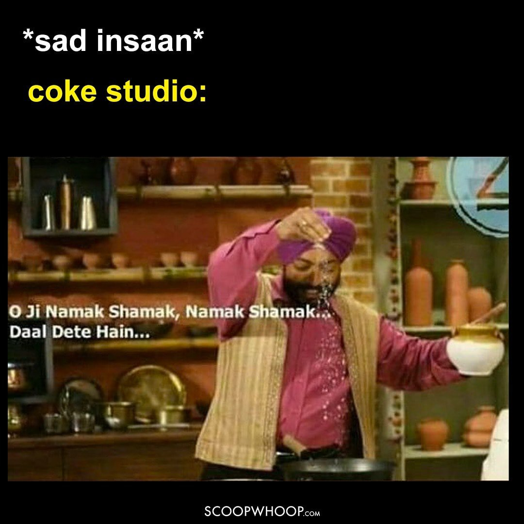 Yeh alag sad log hain