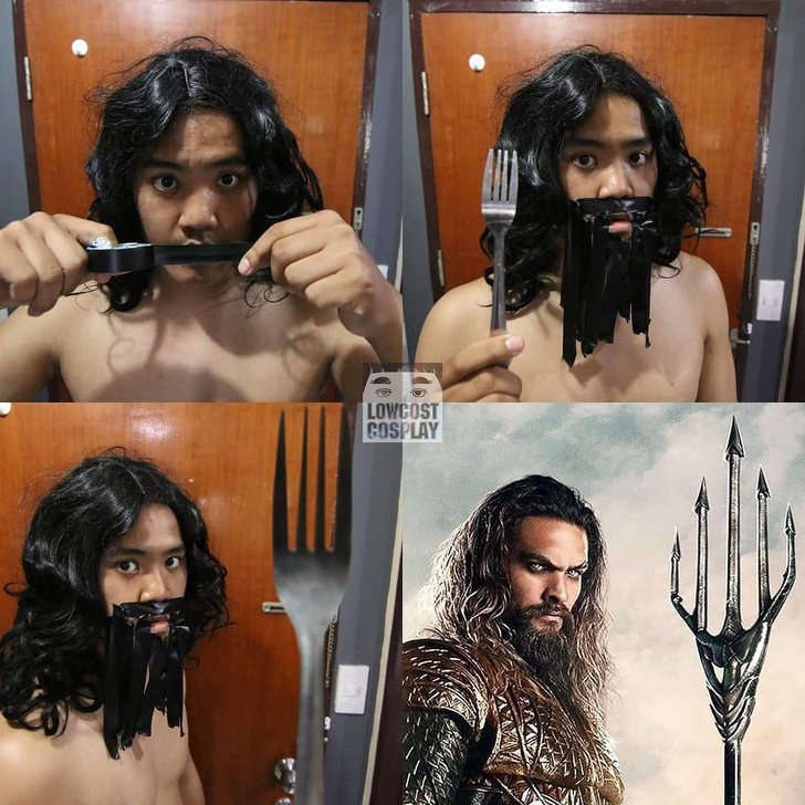 If You Want To Look Like Your Favorite Star In A LowCost, Then These Cheap Cosplay Pictures Are For You 8