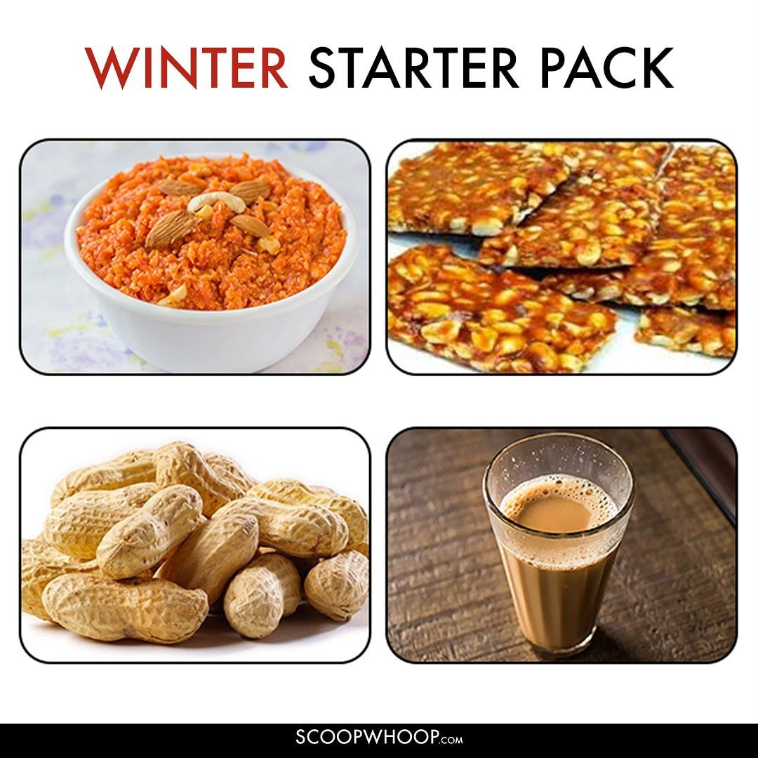 Winter starter pack