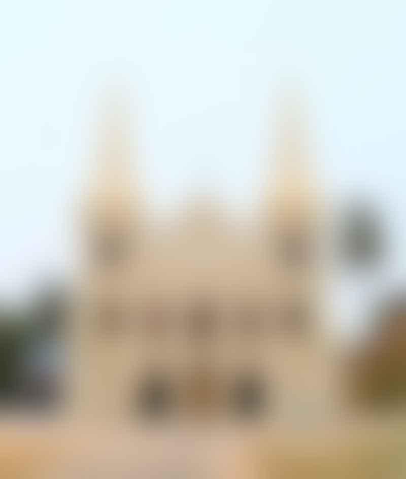 Cruz Basilica