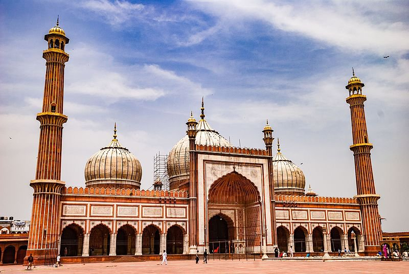 History of Jama Masjid