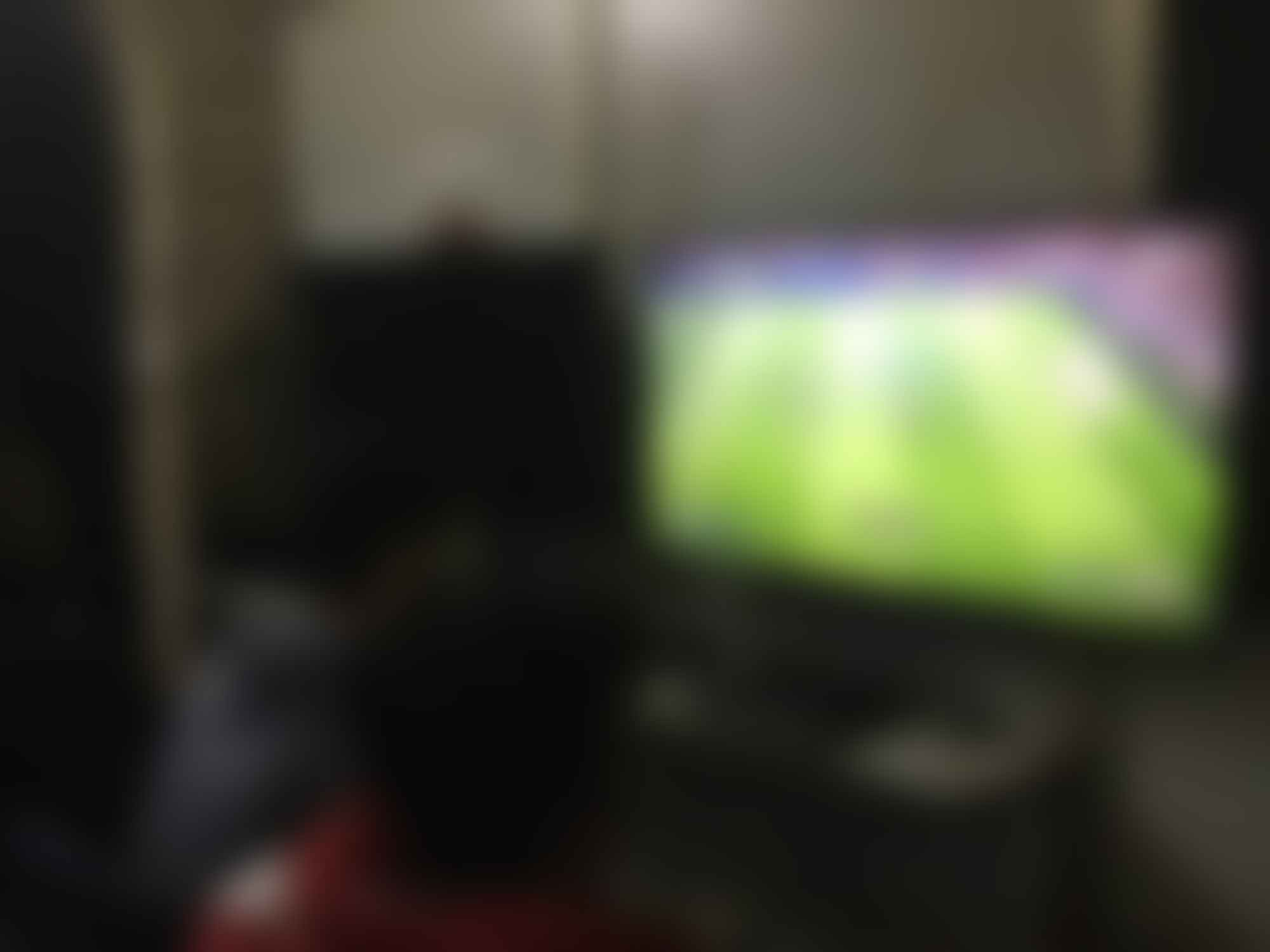 FIFA in a gaming parlour