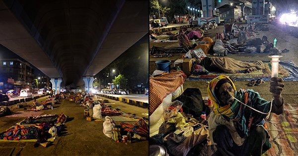 Over 100 Cancer Patients Living Under Mumbai Bridge Finally Get Shelter After Images Go Viral