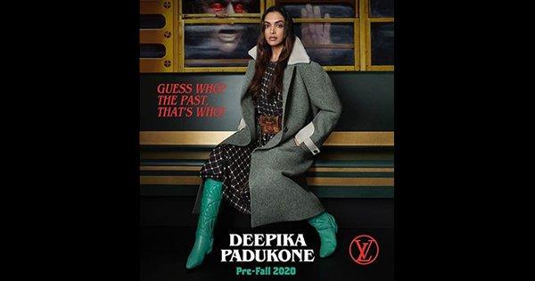 Deepika Padukone Makes History Becomes First Bollywood ...