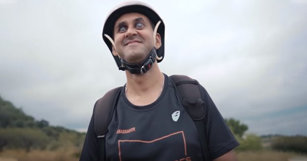 This Story Of India's First Differently-Abled Paraglider Is The Inspiration We All Need In Our Lives