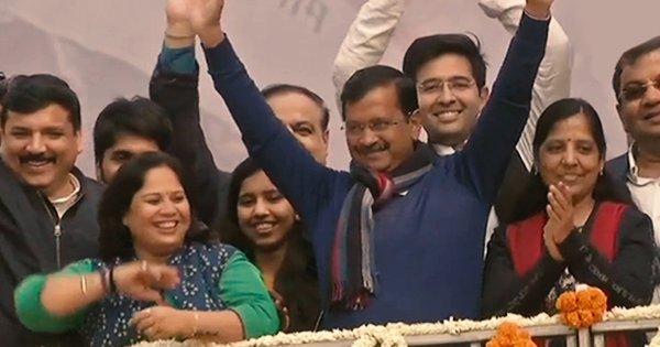 Delhi Elections Prove Citizens Chose Education and Healthcare Over Communalism and Divisive Politics