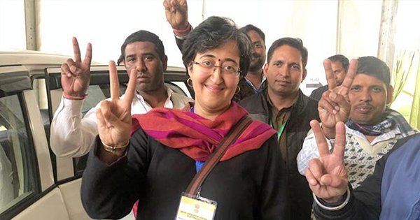 AAP's Atishi Marlena, Who Transformed The Way Delhi Educates Students, Is The Woman Of The Hour