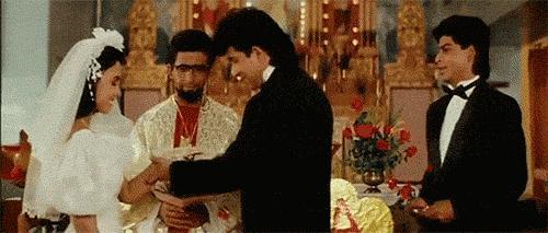 Kabhi haan Kabhi Naa GIF