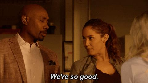 We are so good gif
