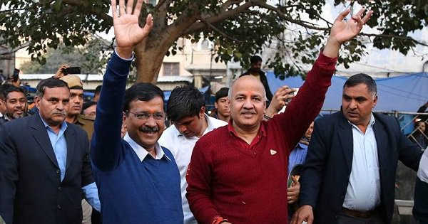 Despite Guaranteeing AAP's Landslide Victory, There Are Sadly No Women On Its Cabinet. Why?