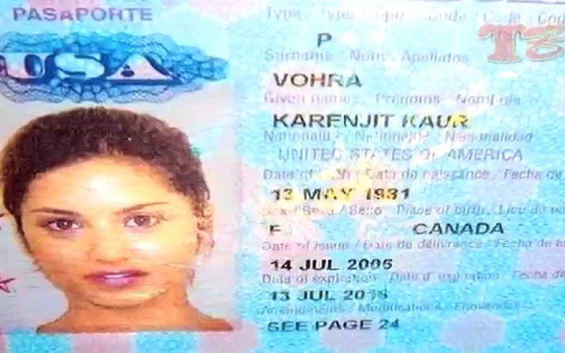 Sunny Leone (Karenjit Vohra)