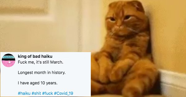 Twitter Declares March To Be The Longest Month In History, Not January