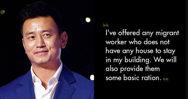 In A Bid To Help Migrant Workers, Baichung Bhutia Offers His Gangtok Home As Shelter In Testing Times