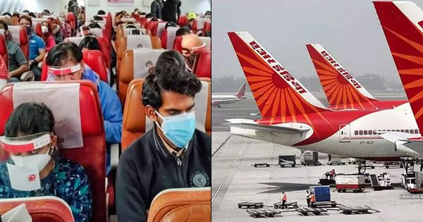 Govt Should Worry About Health of Citizens, Not Airlines: SC Tells Centre No Middle Seat Booking