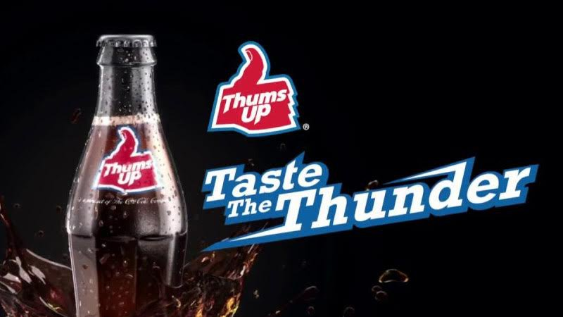 Thums Up Has Never Had A 'B' In Its Name