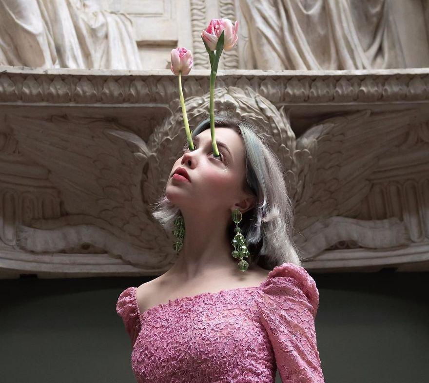 40 weird photographs by ellen sheidlin