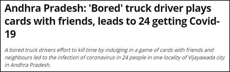 Article headline screenshot